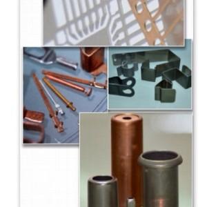 deep drawn pressings, wire-forming, multislide pressings, metal pressings