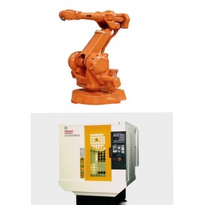 High Pressure die-casting, machining and Robotic automation